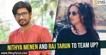 Nithya Menen, Raj Tarun,