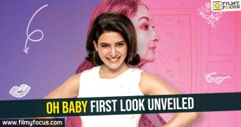 Samantha, Oh Baby Movie, Mickey J Meyer, Nandini Reddy