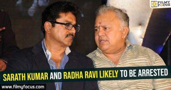 Sarath Kumar, Radha Ravi,