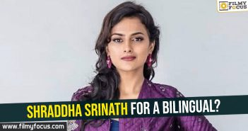 Shraddha Srinath, Abhimanyudu Movie, Samantha, Vishal