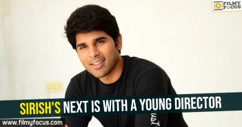 sirishs-next-is-with-a-young-director