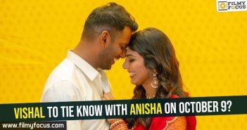 Vishal, Anisha,