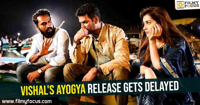 Vishal, Ayogya Movie, Raashi Khanna, Jr NTR, Kajal,