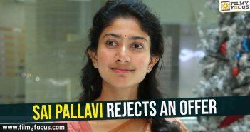 sai-pallavi-rejects-an-offer