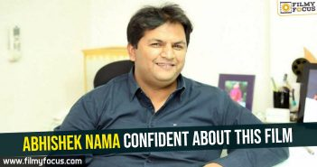 abhishek-nama-confident-about-this-film
