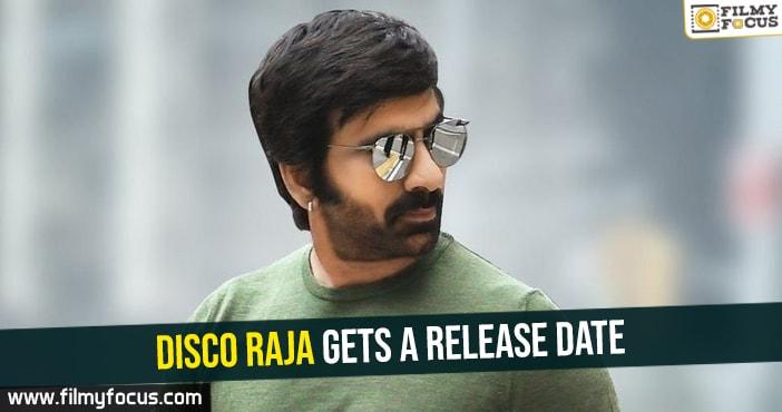 disco-raja-gets-a-release-date