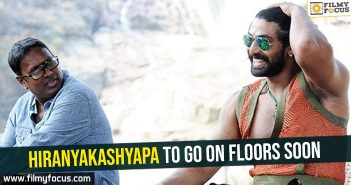 hiranyakashyapa-to-go-on-floors-soon
