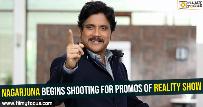nagarjuna-begins-shooting-for-promos-of-reality-show