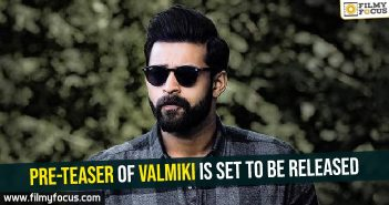 pre-teaser-of-valmiki-is-set-to-be-released