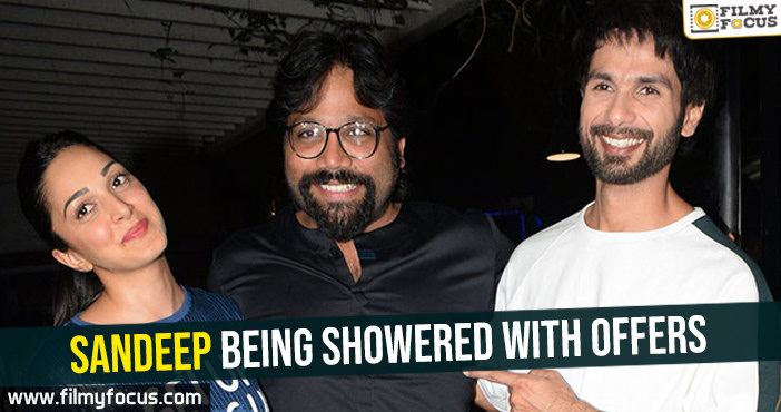 sandeep-being-showered-with-offers