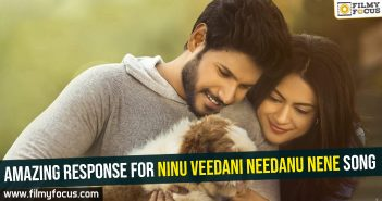 amazing-response-for-ninu-veedani-needanu-nene-song