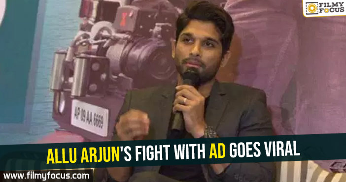 allu-arjuns-fight-with-ad-goes-viral