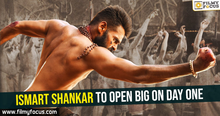 ismart-shankar-to-open-big-on-day-one