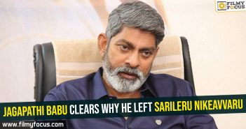 jagapathi-babu-clears-why-he-left-sarileru-nikeavvaru