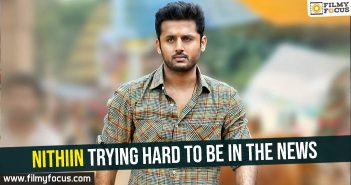 nithiin-trying-hard-to-be-in-the-news