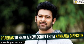 prabhas-to-hear-a-new-script-from-kannada-director