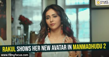 rakul-shows-her-new-avatar-in-manmadhudu-2
