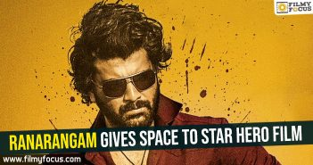 ranarangam-gives-space-to-star-hero-film