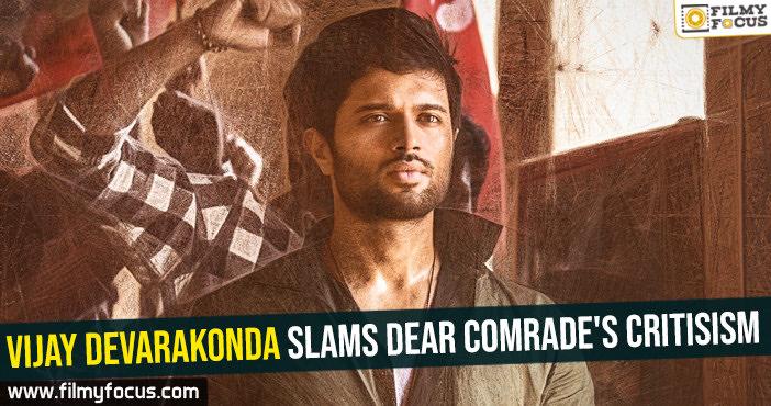 vijay-devarakonda-slams-dear-comrades-critisism