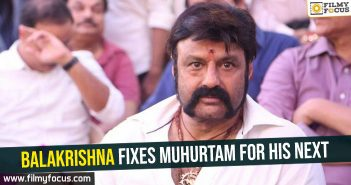 balakrishna-fixes-muhurtam-for-his-next