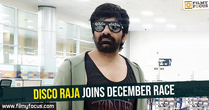 disco-raja-joins-december-race