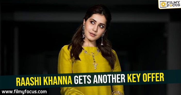 raashi-khanna-gets-another-key-offer