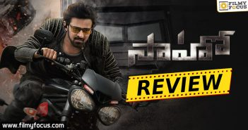 Prabhas, Saaho Collections, Saaho Movie Collections, Saaho Movie Review, Saaho Review, Shraddha Kapoor, Sujeeth