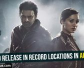 Saaho to release in record locations in Australia