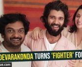 Vijay Devarakonda turns 'Fighter' for Puri