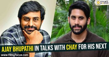 ajay-bhupathi-in-talks-with-chay-for-his-next