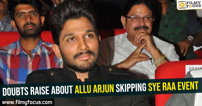 doubts-raise-about-allu-arjun-skipping-sye-raa-event