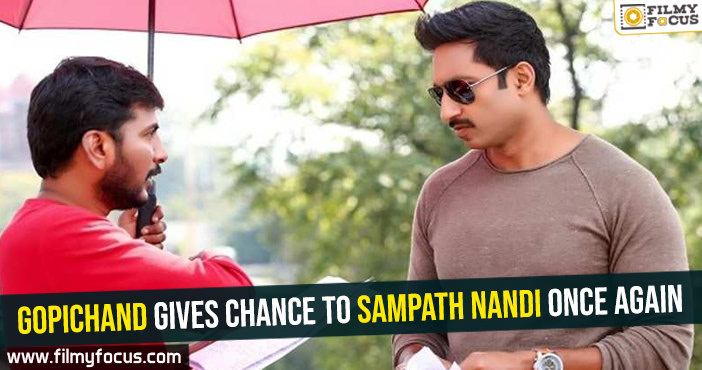 gopichand-gives-chance-to-sampath-nandi-once-again