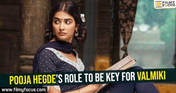 pooja-hegdes-role-to-be-key-for-valmiki