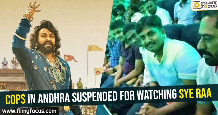 cops-in-andhra-suspended-for-watching-sye-raa