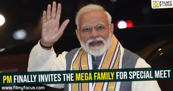 PM finally invites the mega family for special meet