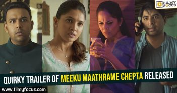 quirky-trailer-of-meeku-maathrame-chepta-released