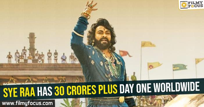 sye-raa-has-30-crores-plus-day-one-worldwide