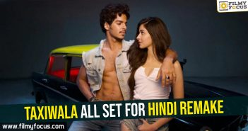 Taxiwala all set for Hindi remake