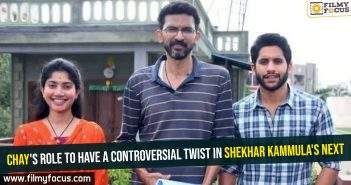Chay's role to have a controversial twist in Shekhar Kammula's next
