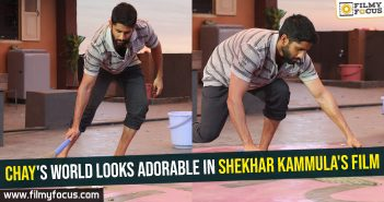 Chay's world looks adorable in Shekhar Kammula's film