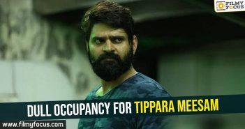 Dull occupancy for Tippara Meesam