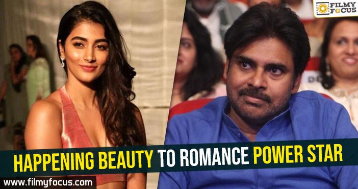 Happening beauty to romance Power star