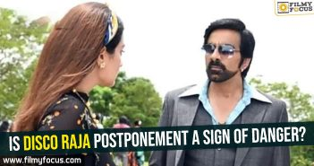 Is Disco Raja postponement a sign of danger