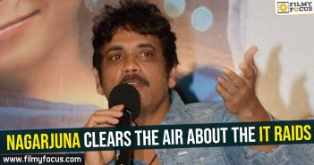 Nagarjuna clears the air about the IT raids