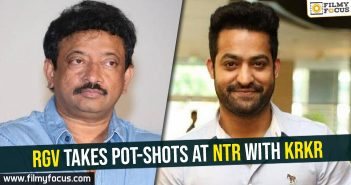 RGV takes pot-shots at NTR with KRKR