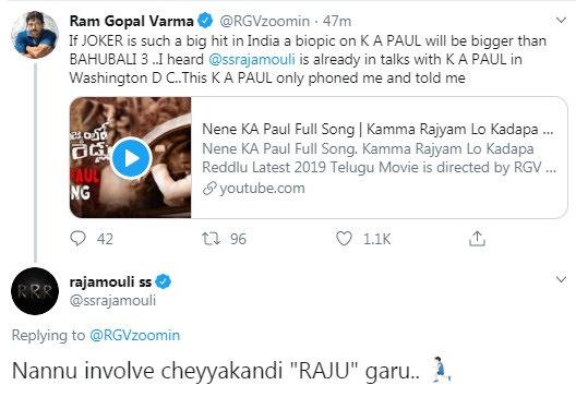Rajamouli RGV1