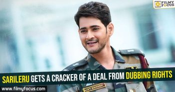 Sarileru gets a cracker of a deal from dubbing rights