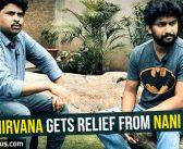 Shiva Nirvana gets relief from Nani finally