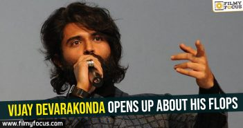 Vijay Devarakonda opens up about his flops