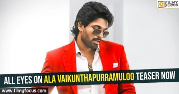 All eyes on Ala Vaikunthapurramuloo teaser now